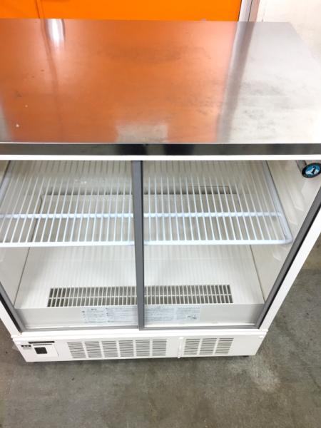 ホシザキ冷蔵ショーケースSSB-85CL1詳細画像4