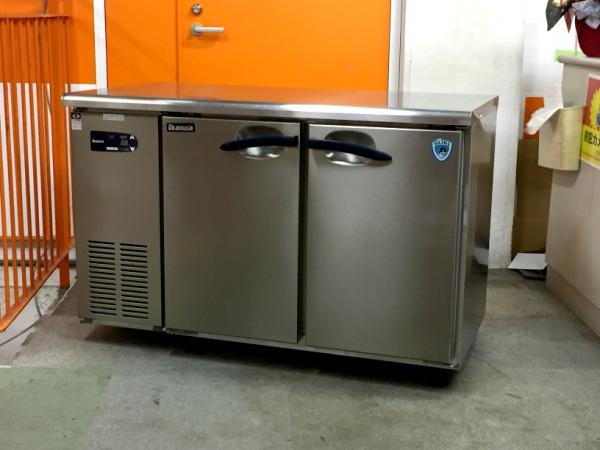 大和冷機冷蔵コールドテーブル4061CD-EC