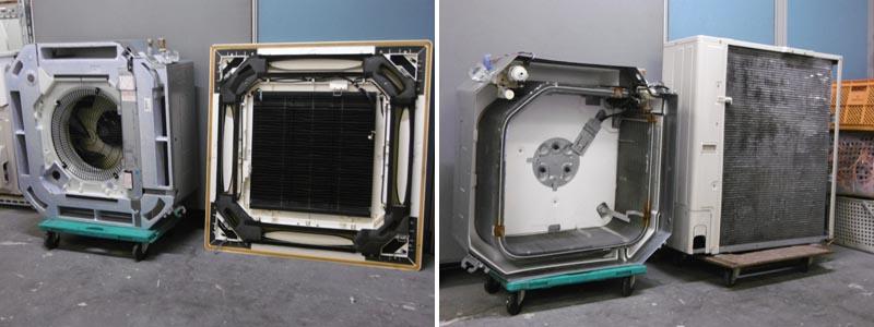 ダイキン業務用エアコン・5馬力・3相200V SZYC140CA 詳細画像4