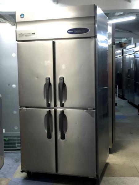 ホシザキ 業務用縦型4ドア冷蔵庫 HR-90Z-ML