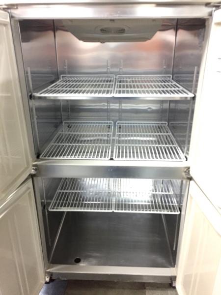 ホシザキ業務用縦型4ドア冷蔵庫HR-90Z-ML詳細画像2