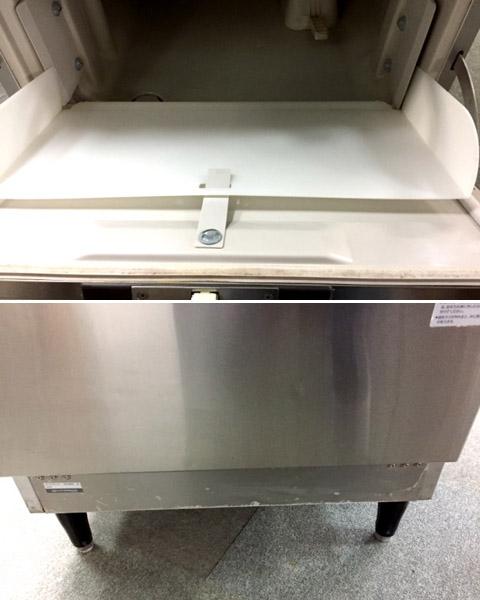 ホシザキ450kgチップアイスメーカーCM-450AK-SA詳細画像4
