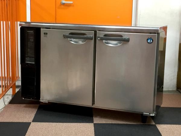 ホシザキ 冷蔵コールドテーブル RT-120PTE1