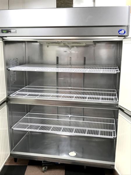 サンヨー業務用縦型4ドア冷蔵庫SRR-J1583VS詳細画像2