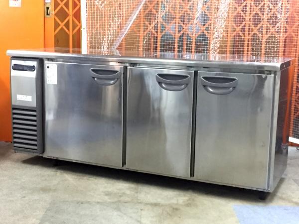 フクシマ 冷蔵コールドテーブル TRC-60RE-F(改)