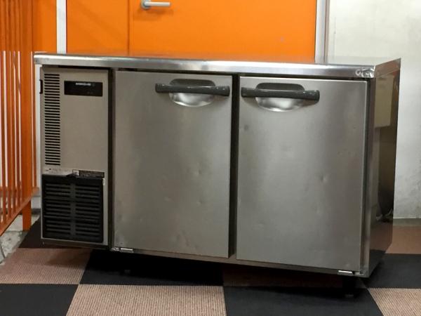 ホシザキ 冷蔵コールドテーブル RT-120SNE