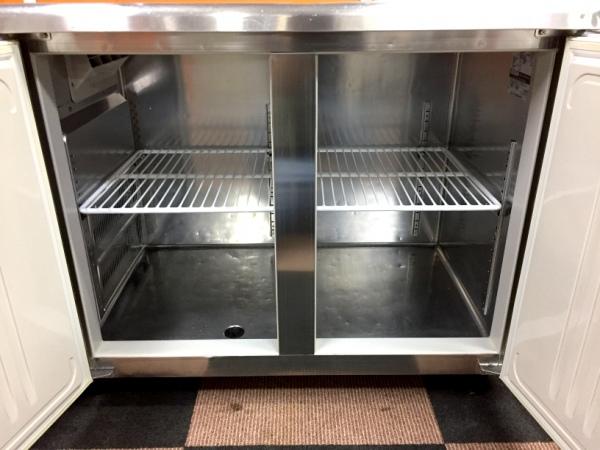 ホシザキ冷蔵コールドテーブルRT-120SNE詳細画像2