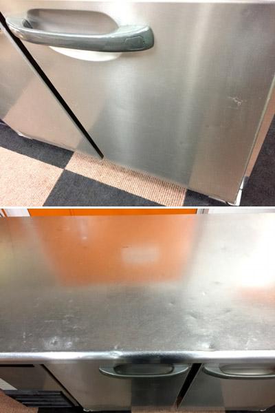 ホシザキ冷蔵コールドテーブルRT-120SNE詳細画像3