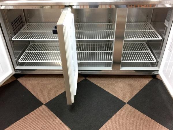 大和冷機冷蔵コールドテーブル6061CD-EC詳細画像2