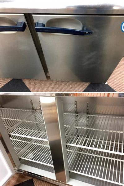 大和冷機冷蔵コールドテーブル6061CD-EC詳細画像4