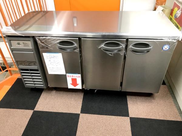 フクシマ冷蔵コールドテーブルYRC-150RE2-E詳細画像2
