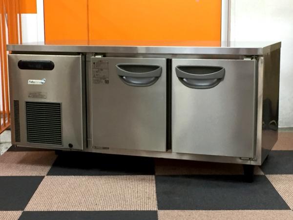 フクシマ 冷蔵低コールドテーブル買取しました!