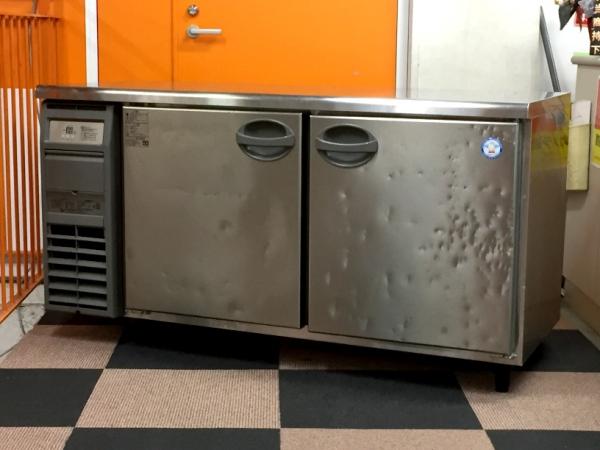 フクシマ 冷蔵コールドテーブル買取しました!