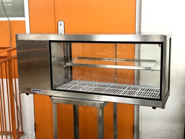 大穂製作所冷蔵ディスプレイショーケースOHSd-1200L