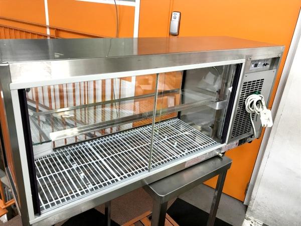 大穂製作所冷蔵ディスプレイショーケースOHSd-1200L詳細画像3
