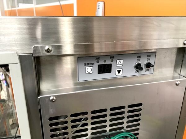 大穂製作所冷蔵ディスプレイショーケースOHSd-1200L詳細画像4