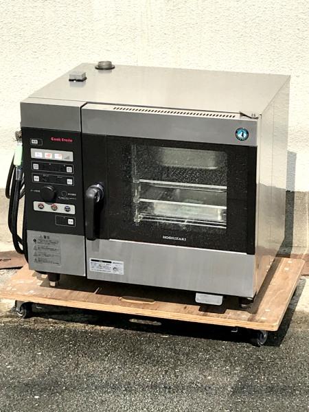 ホシザキ 電気スチームコンベクションオーブン MIC-5TA3