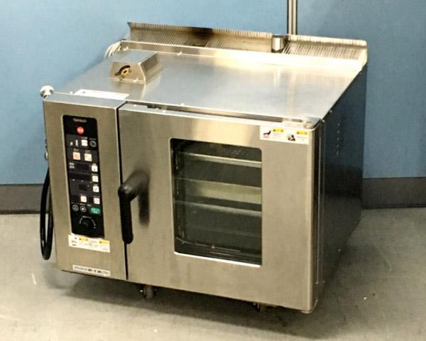 タニコー ガススチームコンベクションオーブン買取しました!