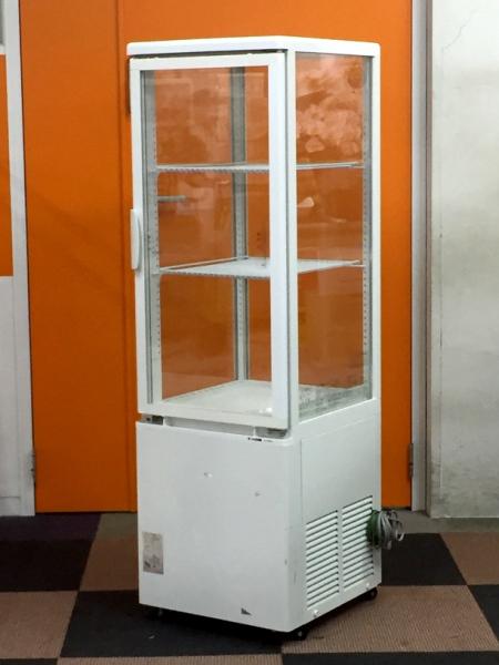 サンデン 4面ガラス冷蔵ショーケース買取しました!