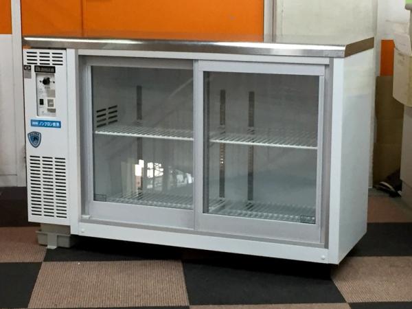 大和冷機 テーブル形冷蔵ショーケース買取しました!