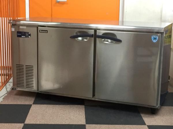 大和冷機 冷凍コールドテーブル買取しました!