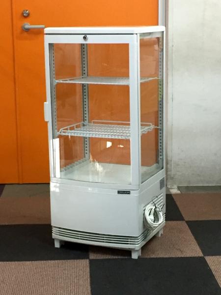 レマコム 4面ガラス冷蔵ショーケース・卓上買取しました!