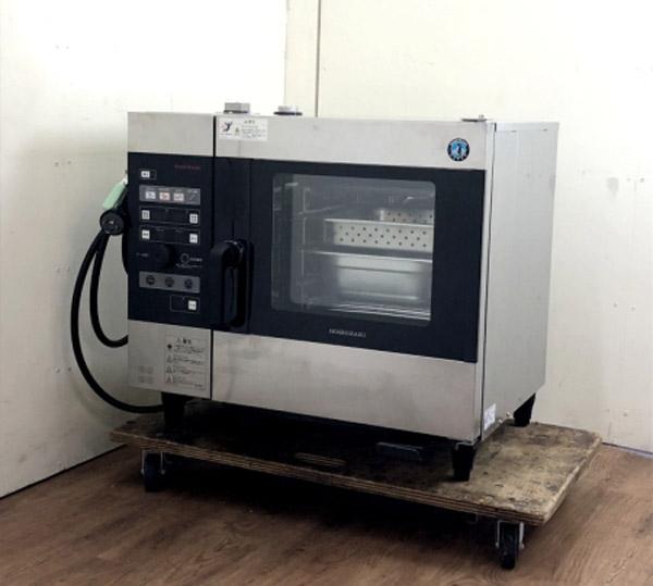 ホシザキ ホシザキ 電気スチームコンベクションオーブン MIC-5TB3 2018年製買取しました!