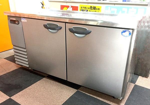 冷凍冷蔵コールドテーブル買取しました!