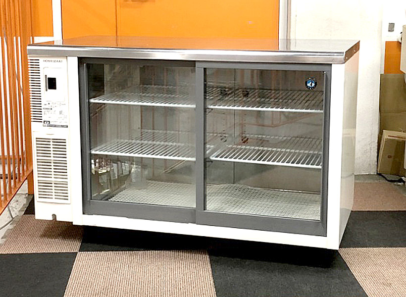 テーブル形冷蔵ショーケース買取しました!