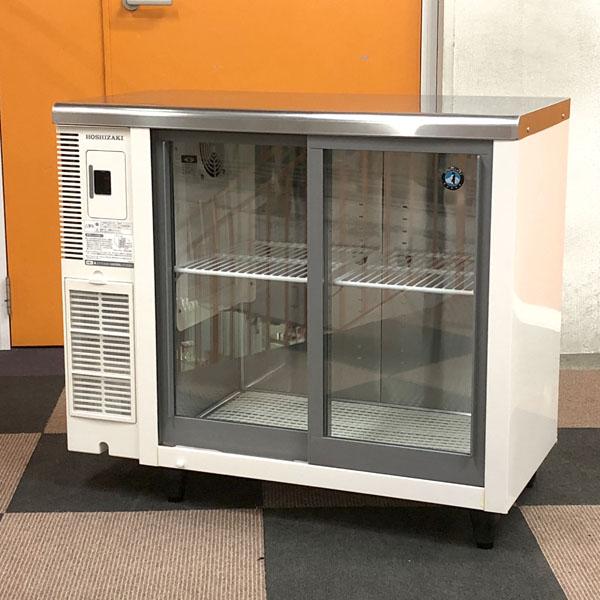 ホシザキ テーブル形冷蔵ショーケース RTS-90STB2 2017年製買取しました!