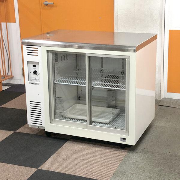 サンヨー テーブル型冷蔵ショーケース SMR-V961 2010年製買取しました!