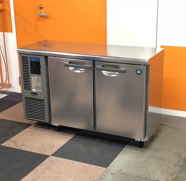 ホシザキ 冷凍冷蔵コールドテーブル RFT-120MTF 2017年製