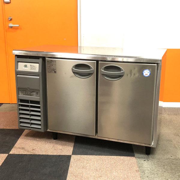 フクシマ 冷蔵コールドテーブル YRC-120RE2 2014年製
