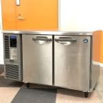 ホシザキ 冷蔵コールドテーブル RT-120SDF 2015年製買取しました!
