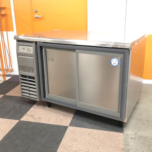 フクシマ 冷蔵コールドテーブル KYRW-120RM2-S 2018年製 未使用品買取しました!