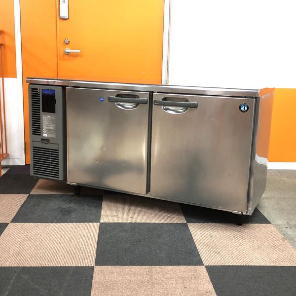 ホシザキ 冷凍冷蔵コールドテーブル RFT-150MNF 2016年製買取しました!