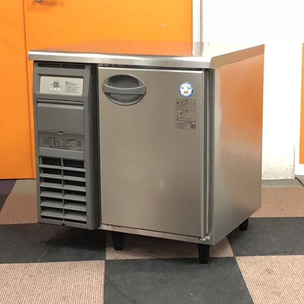 フクシマ 冷蔵コールドテーブル YRC-080RM2 2016年製買取しました!