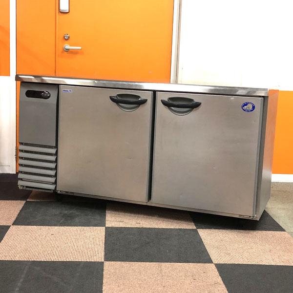 サンヨー 冷凍冷蔵コールドテーブル SUR-G1561C 2008年製買取しました!