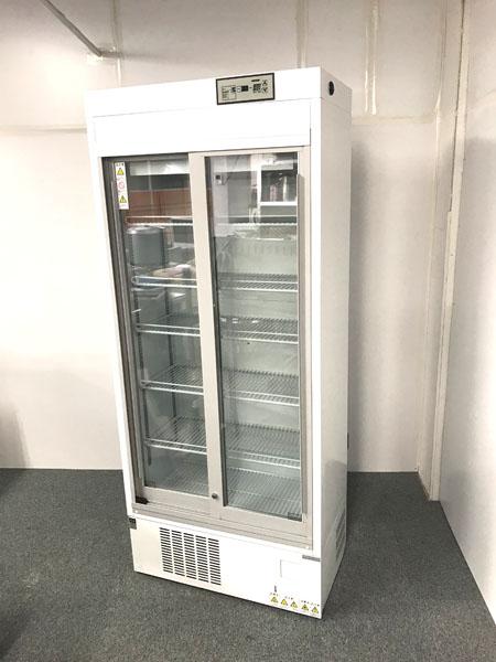 大和冷機 リーチイン冷蔵ショーケース DC-ME31A 2017年製