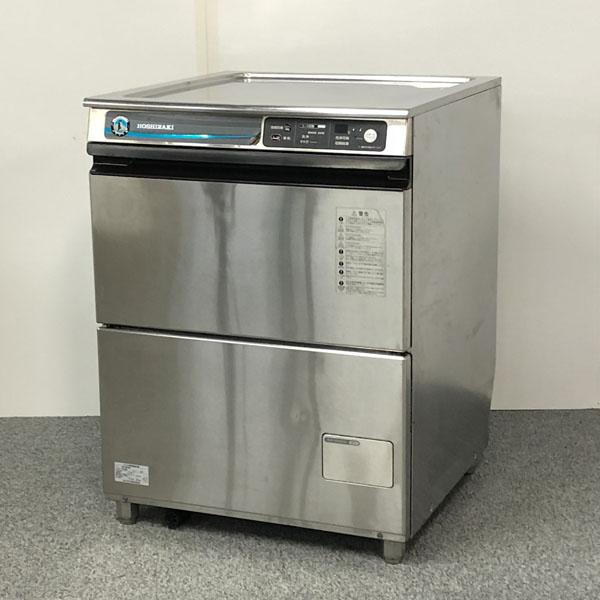 ホシザキ 食器洗浄機・アンダーカウンタータイプ JWE-400TUB3 2016年製