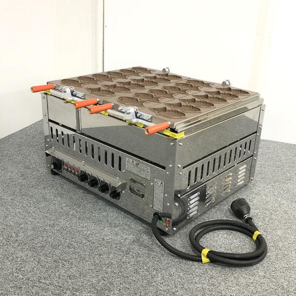 大和田製作所 電気たい焼き機 OWD-0401E 2018年製