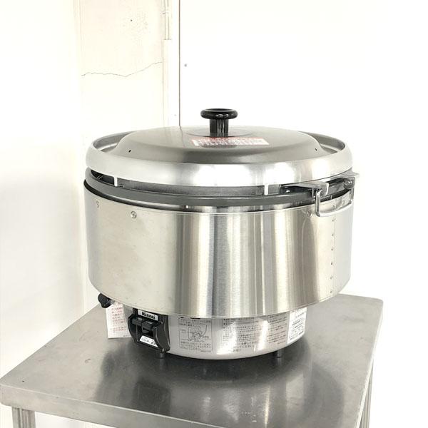 リンナイ ガス炊飯器 RR-50S2 都市ガス 2018年製 未使用品