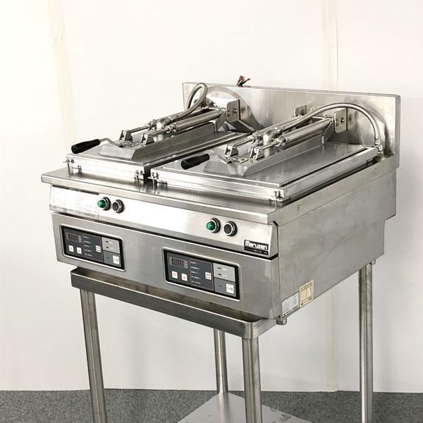 マルゼン 電気自動餃子焼器 MAZE-46 2012年製