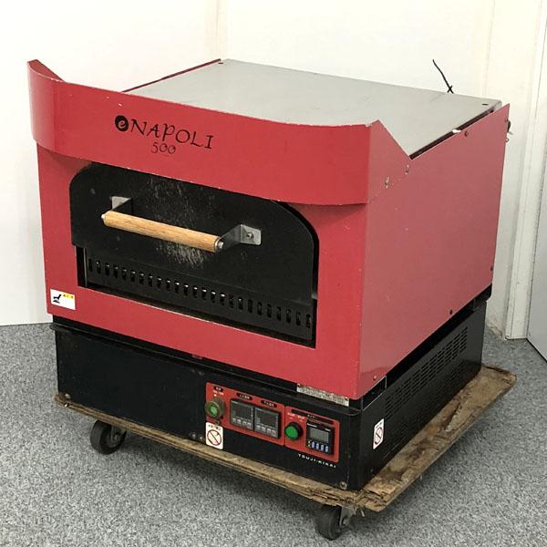 ツジキカイ 電気式ピザオーブン eNAPORI500 EN-500 2015年製