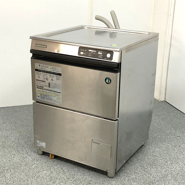 ホシザキ 食器洗浄機・アンダーカウンタータイプ JWE-400TUA3 2011年製買取しました!