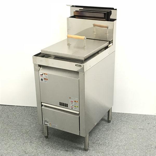 タニコー 角型うどん釜 TKU-45 プロパンガス 2016年製買取しました!