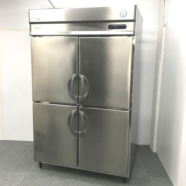 フクシマ 縦型冷凍冷蔵庫 URD-121PM6 2016年製買取しました!