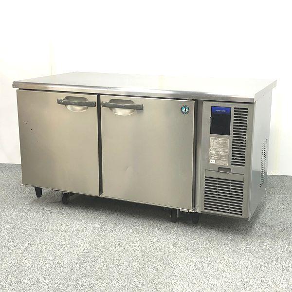 ホシザキ 冷蔵コールドテーブル RT-150SDF-RML 2012年製     ¥75.000-