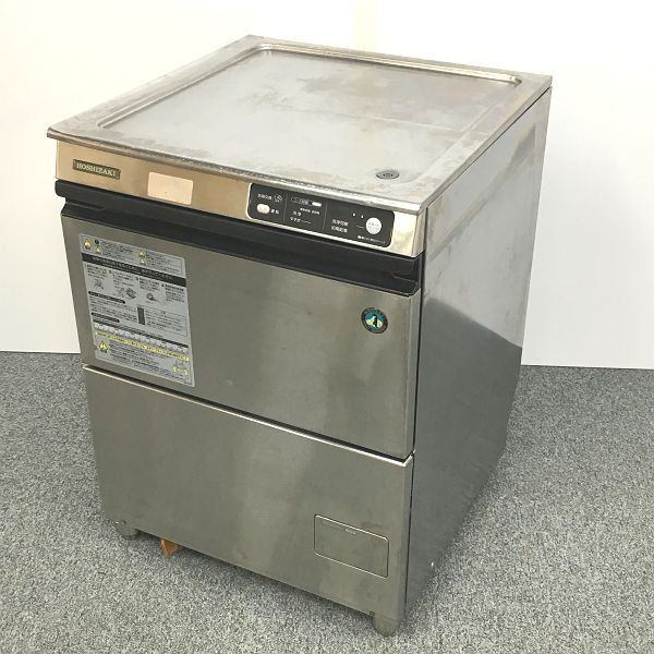 ホシザキ 食器洗浄機・アンダーカウンタータイプ JWE-400TUA3 2010年製