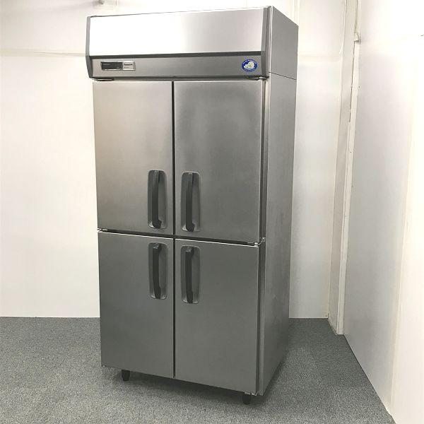 パナソニック 縦型冷凍庫 SRF-K961SA 2017年製